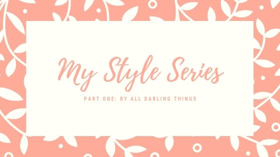 Styling Series: PartOne